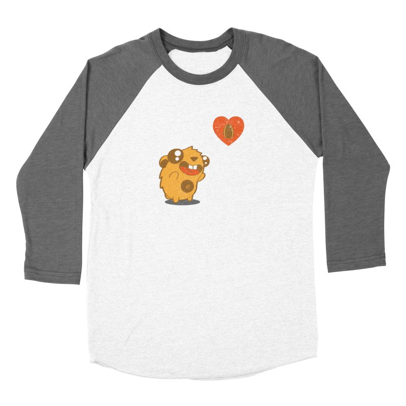 You Gotta Love Seeds Women's Baseball Triblend T-Shirt by pepemaracas's Artist Shop