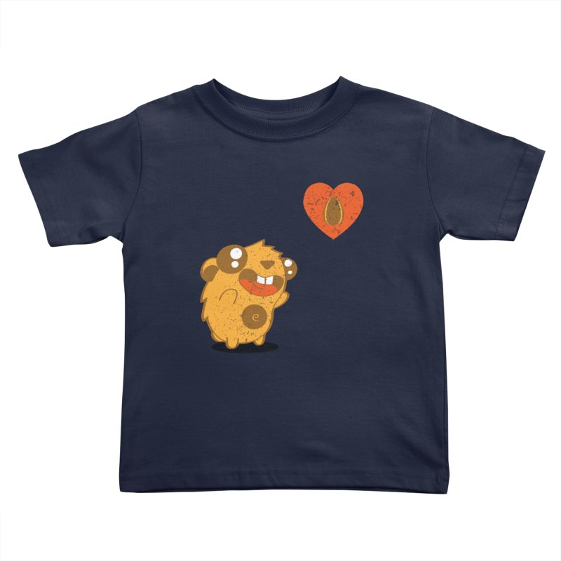 You Gotta Love Seeds Kids Toddler T-Shirt by pepemaracas's Artist Shop