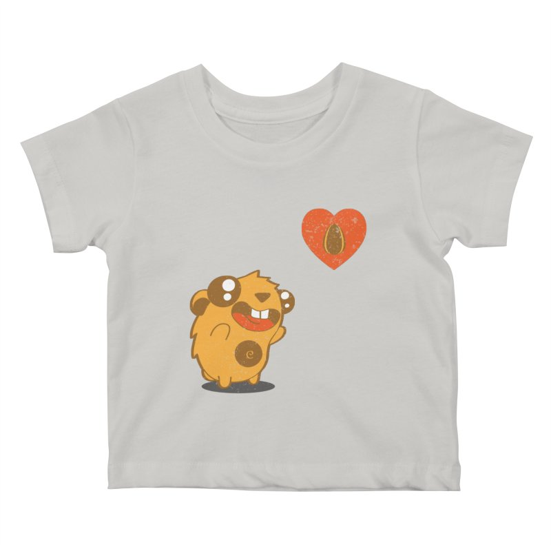 You Gotta Love Seeds Kids Baby T-Shirt by pepemaracas's Artist Shop