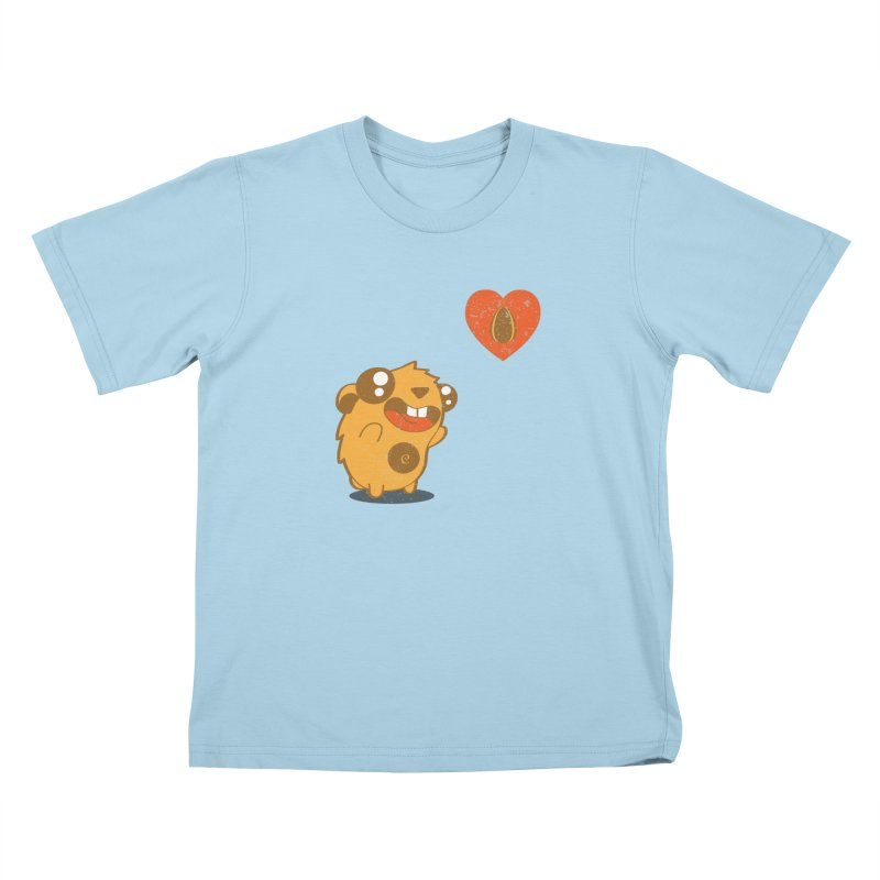 You Gotta Love Seeds Kids T-Shirt by pepemaracas's Artist Shop
