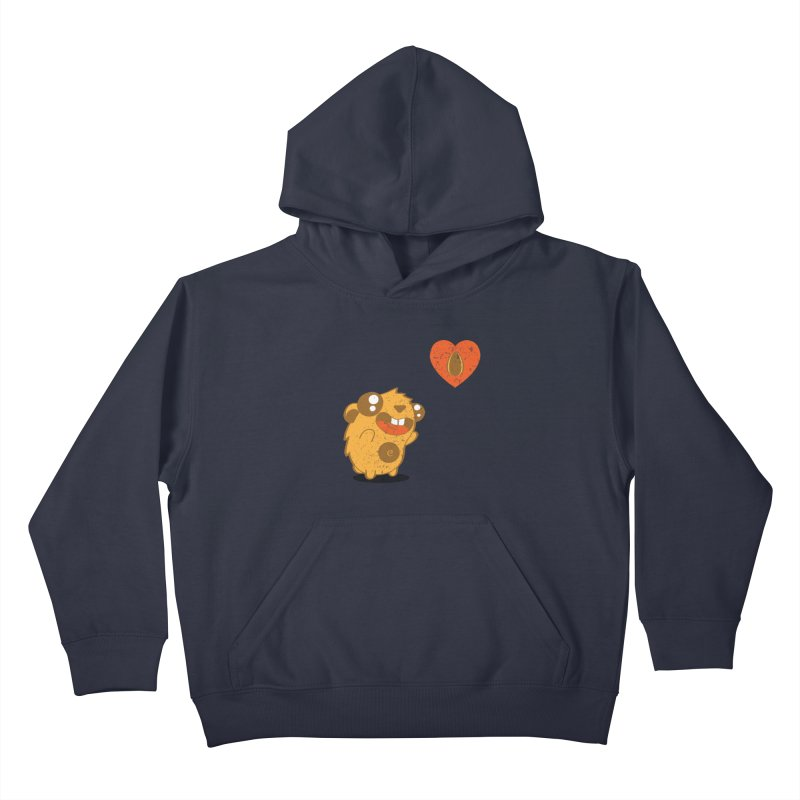 You Gotta Love Seeds Kids Pullover Hoody by pepemaracas's Artist Shop