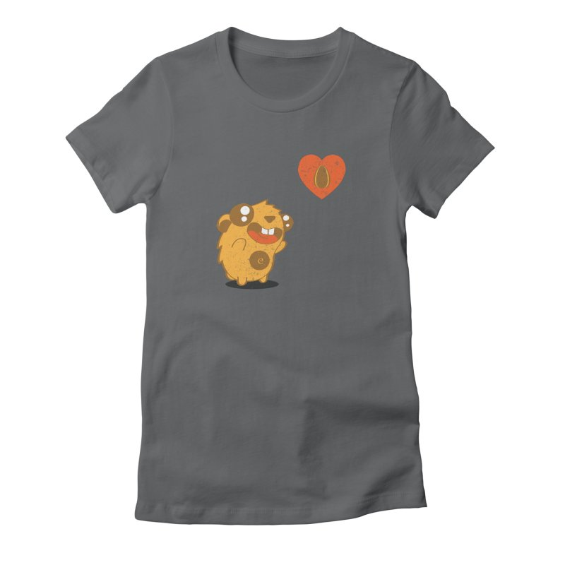 You Gotta Love Seeds Women's Fitted T-Shirt by pepemaracas's Artist Shop