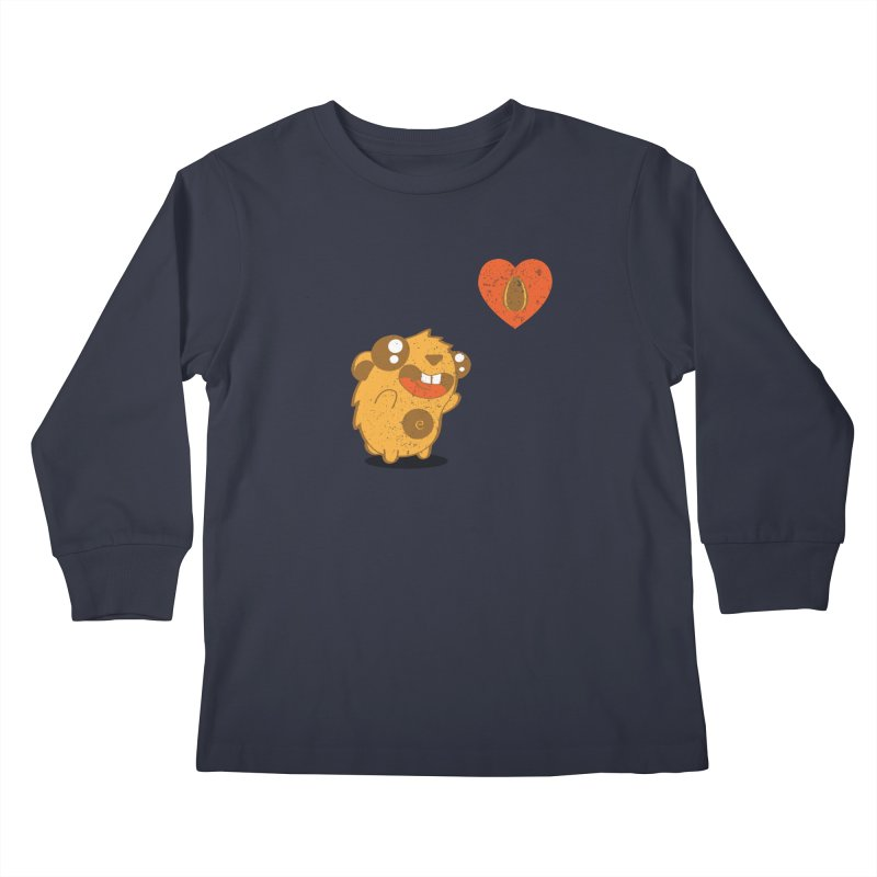 You Gotta Love Seeds Kids Longsleeve T-Shirt by pepemaracas's Artist Shop
