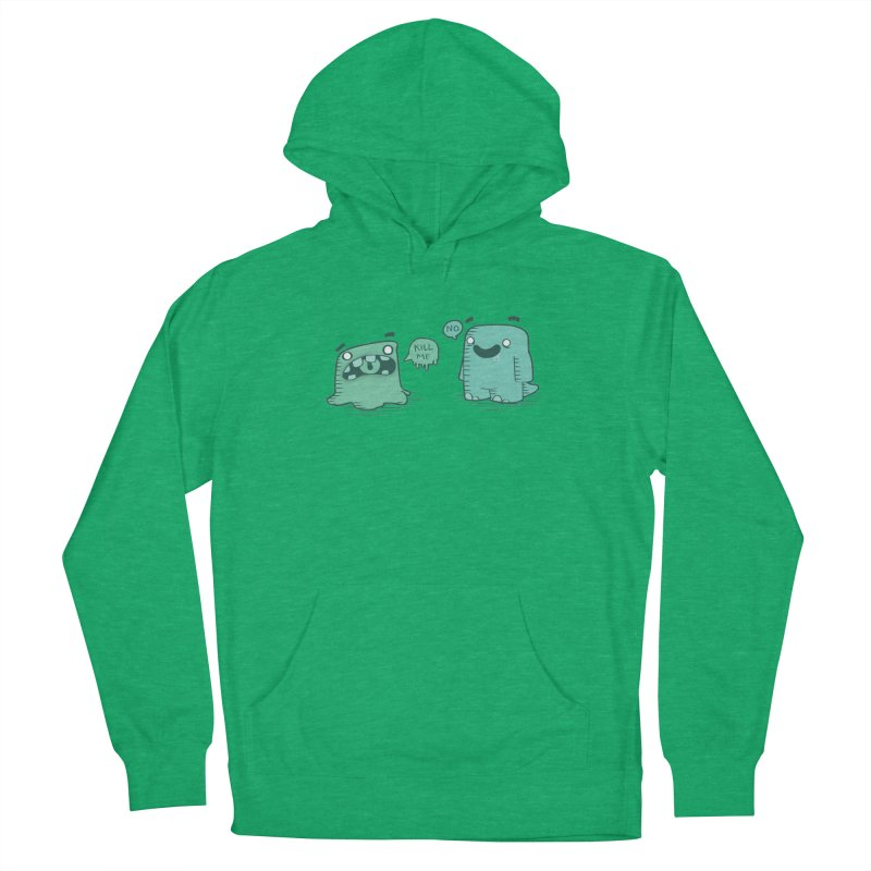 Monday Men's Pullover Hoody by pepemaracas's Artist Shop