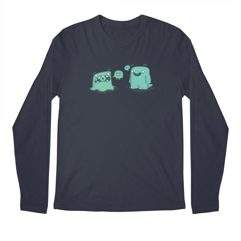 Monday Men's Longsleeve T-Shirt by pepemaracas's Artist Shop