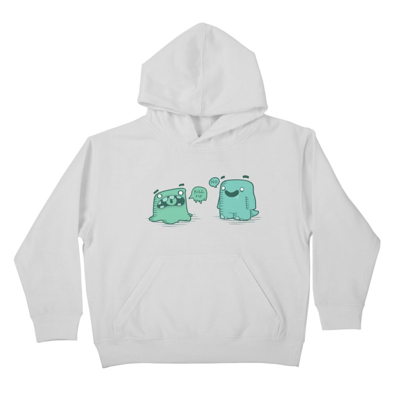 Monday Kids Pullover Hoody by pepemaracas's Artist Shop