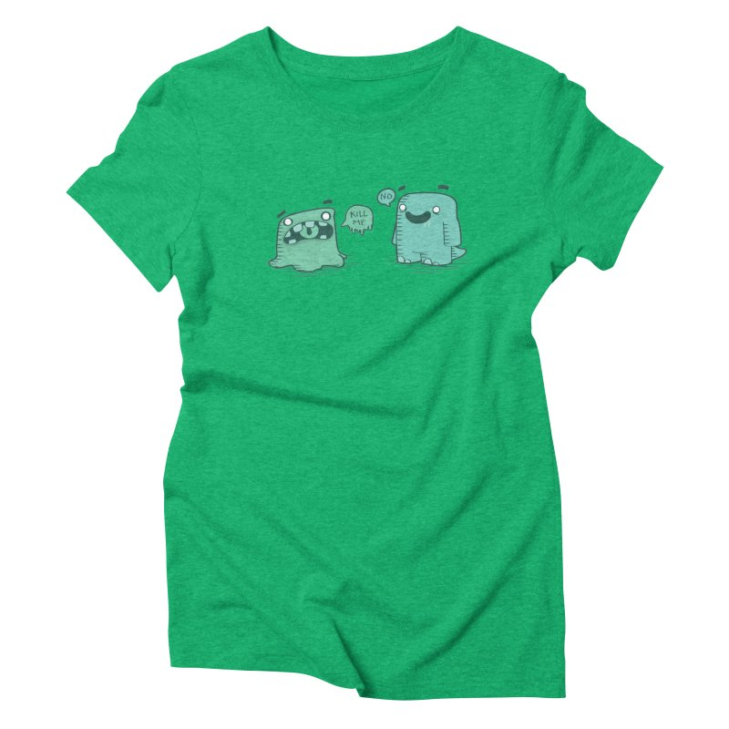 Monday Women's Triblend T-Shirt by pepemaracas's Artist Shop