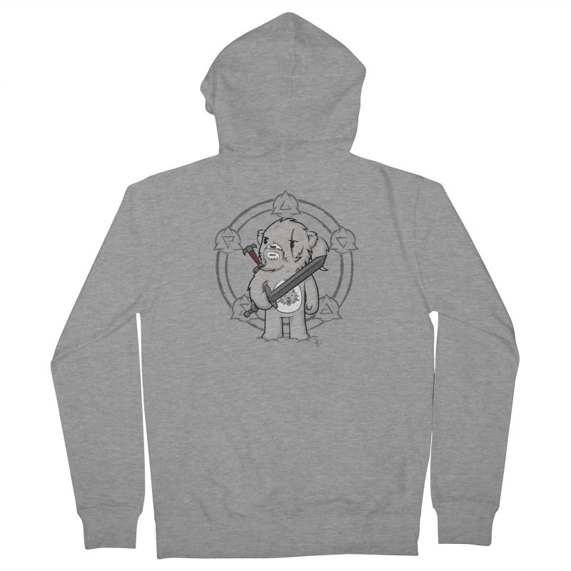 Bearalt of Rivia Men's Zip-Up Hoody by pepemaracas's Artist Shop