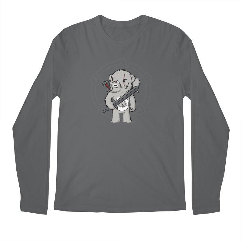 Bearalt of Rivia Men's Longsleeve T-Shirt by pepemaracas's Artist Shop