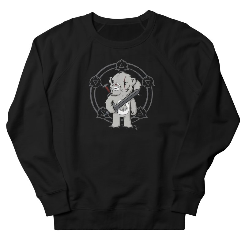 Bearalt of Rivia Women's Sweatshirt by pepemaracas's Artist Shop
