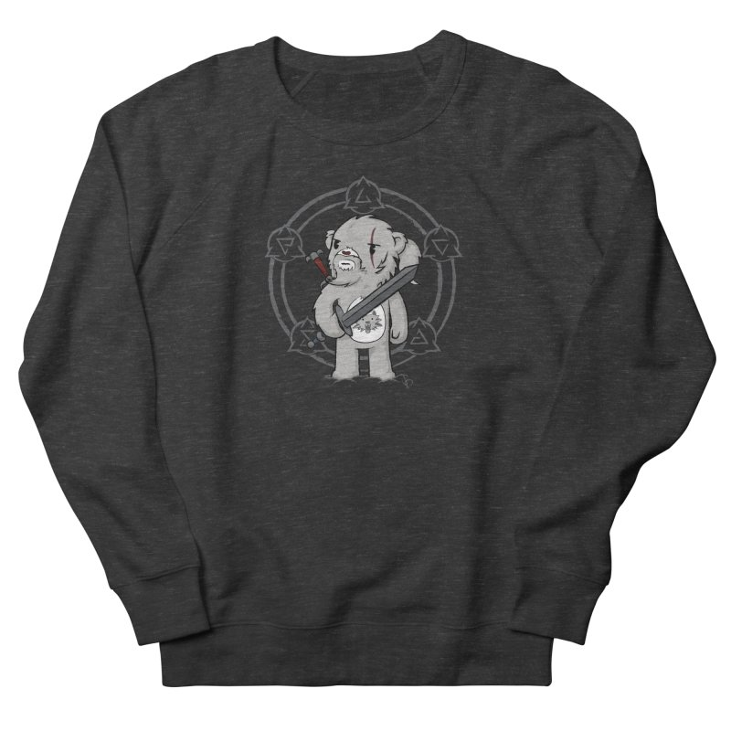 Bearalt of Rivia Men's Sweatshirt by pepemaracas's Artist Shop