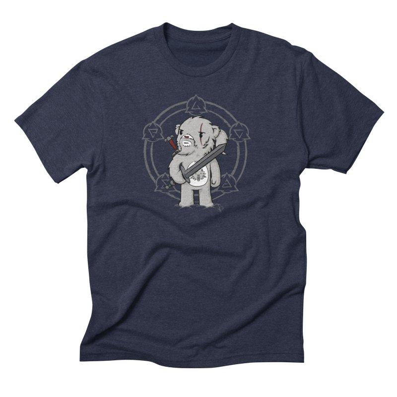 Bearalt of Rivia Men's Triblend T-shirt by pepemaracas's Artist Shop