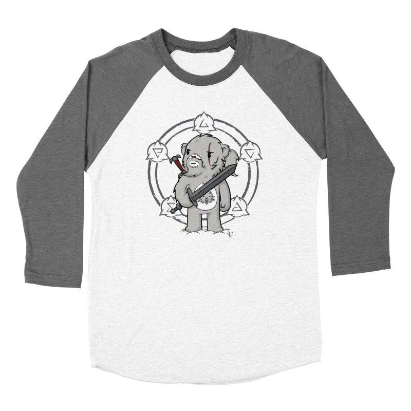 Bearalt of Rivia Men's Baseball Triblend T-Shirt by pepemaracas's Artist Shop