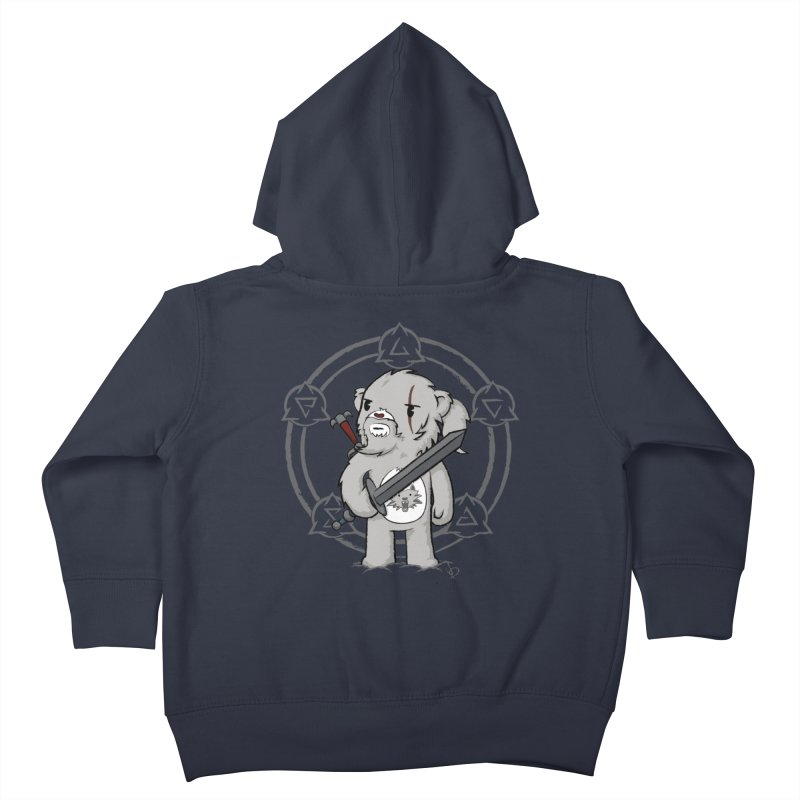 Bearalt of Rivia Kids Toddler Zip-Up Hoody by pepemaracas's Artist Shop