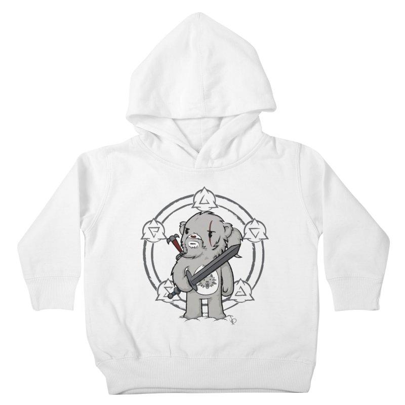 Bearalt of Rivia Kids Toddler Pullover Hoody by pepemaracas's Artist Shop