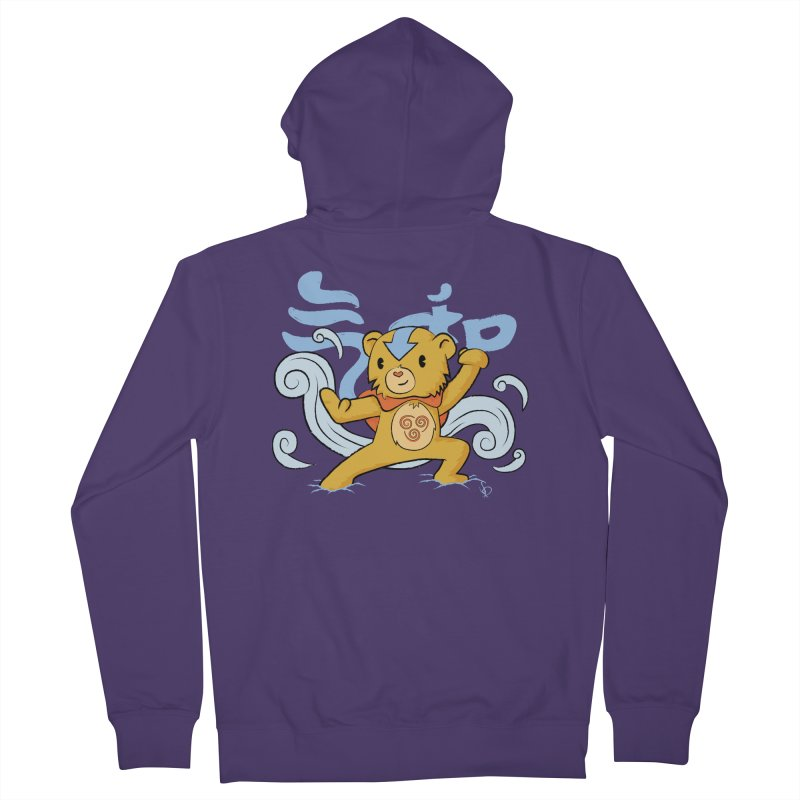 The Last Carebender Women's Zip-Up Hoody by pepemaracas's Artist Shop
