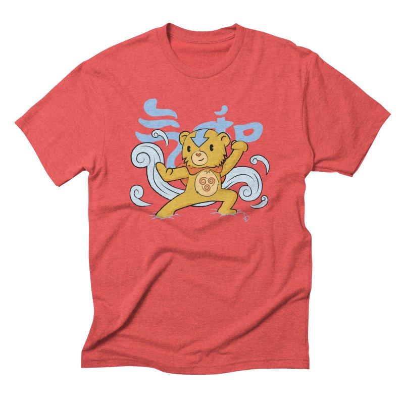 The Last Carebender Men's Triblend T-shirt by pepemaracas's Artist Shop