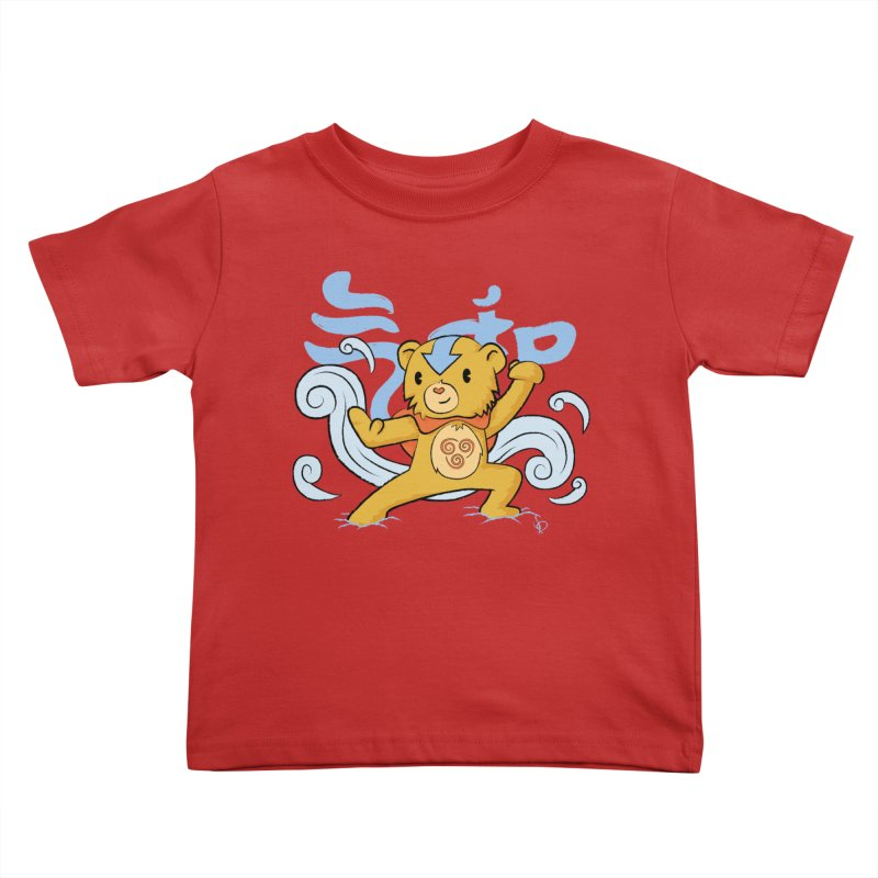 The Last Carebender Kids Toddler T-Shirt by pepemaracas's Artist Shop
