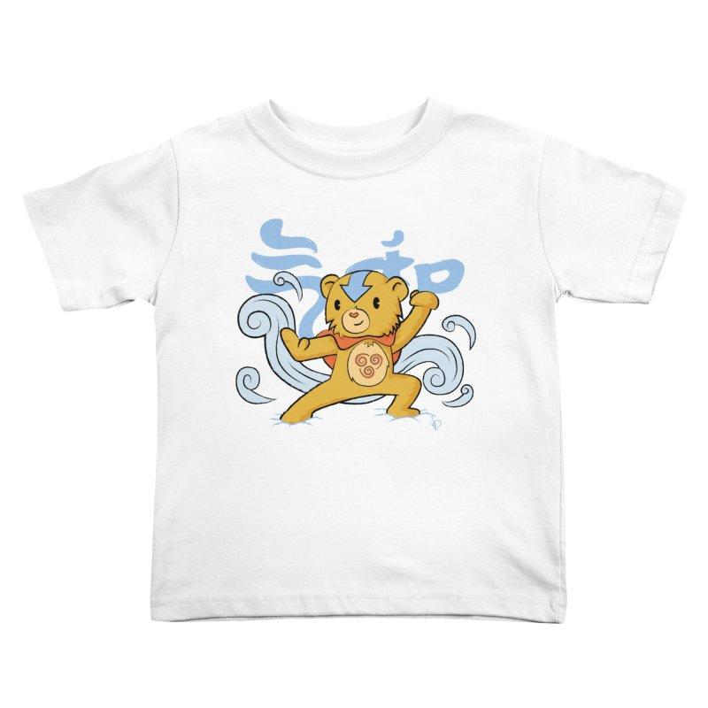 The Last Carebender Kids Toddler T-Shirt by pepemaracas's Artist Shop