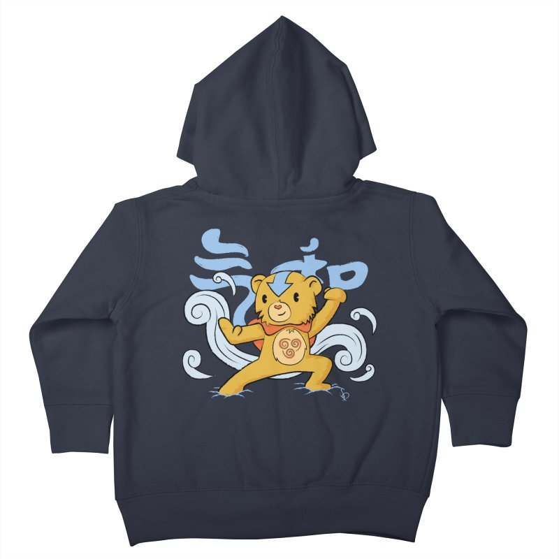 The Last Carebender Kids Toddler Zip-Up Hoody by pepemaracas's Artist Shop