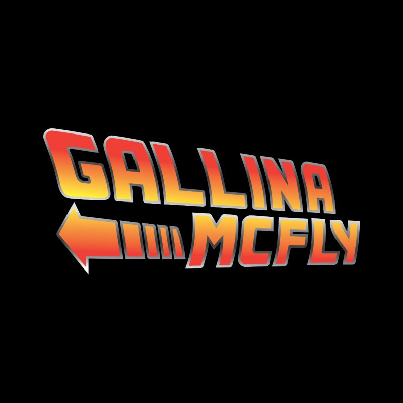 Gallina MCFLY by Full imaginario