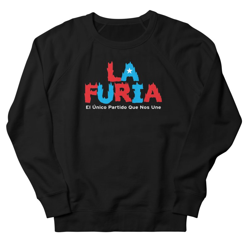 Furia Women's French Terry Sweatshirt by La Tiendita Pepito