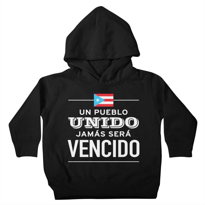 UNIDOS Kids Toddler Pullover Hoody by La Tiendita Pepito