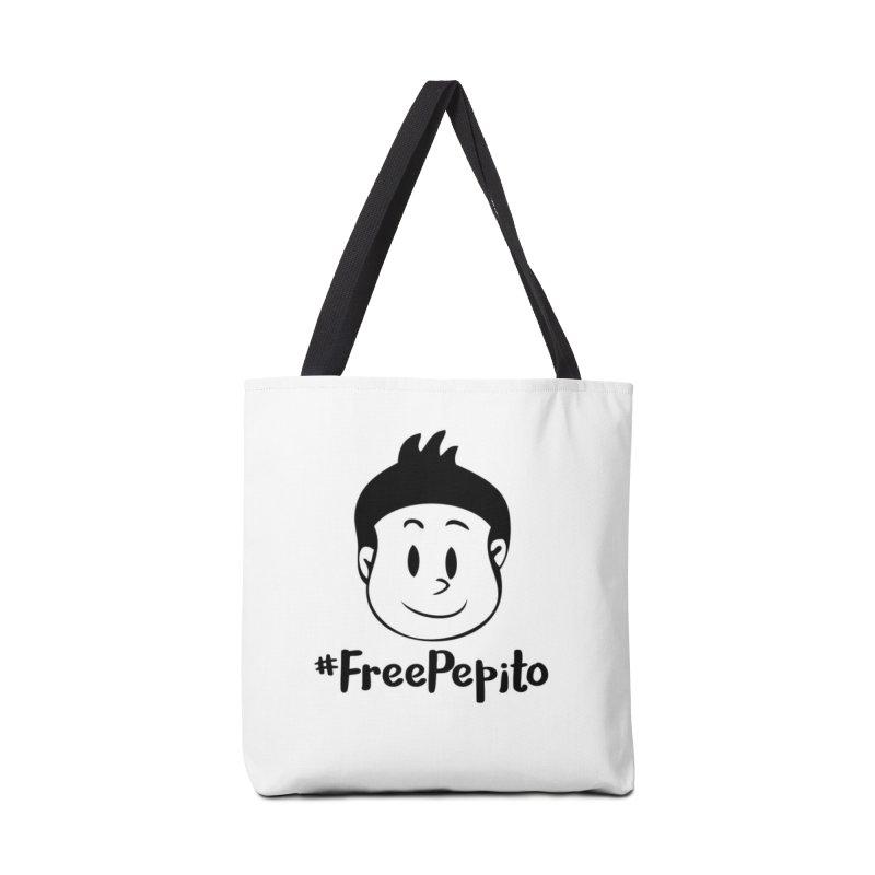 #FreePepito Accessories Tote Bag Bag by La Tiendita Pepito