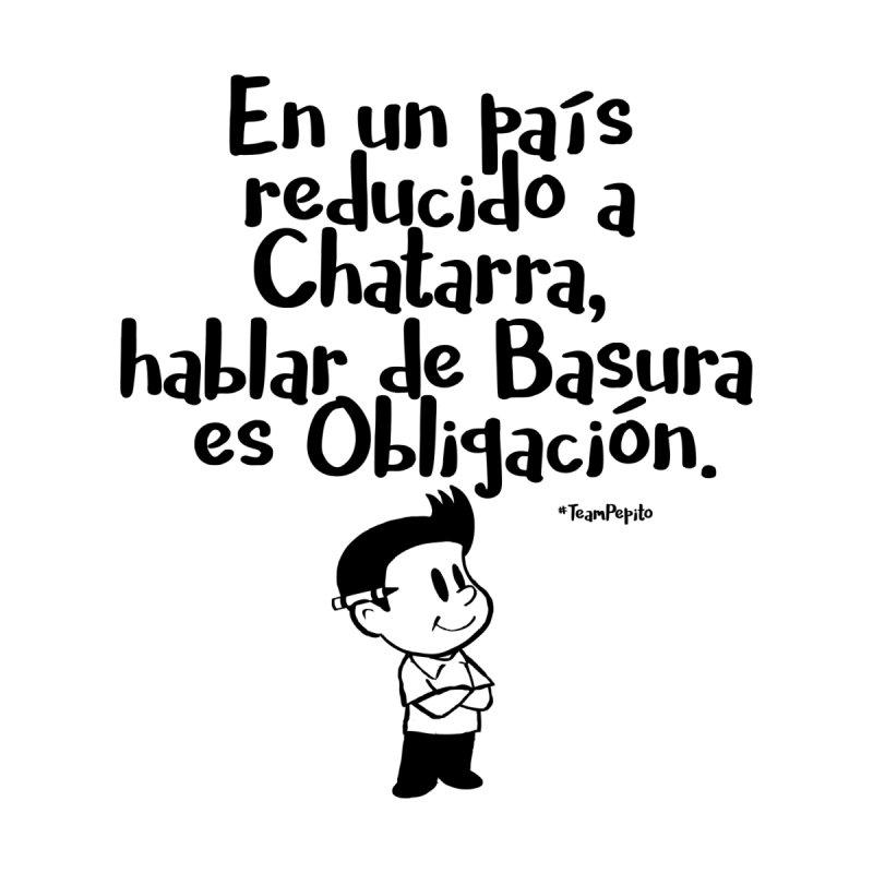 #Chatarra Men's T-Shirt by La Tiendita Pepito