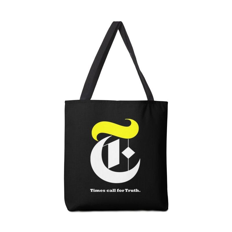Times call for Truth ( with slogan ) Accessories Tote Bag Bag by La Tiendita Pepito
