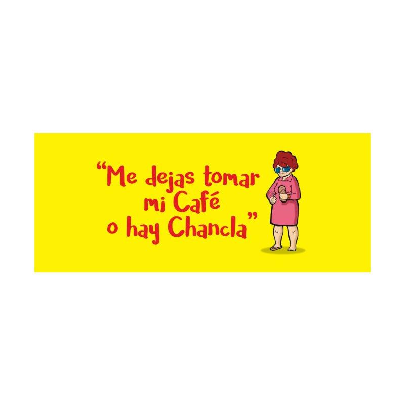 Chancla Mug Accessories Mug by La Tiendita Pepito
