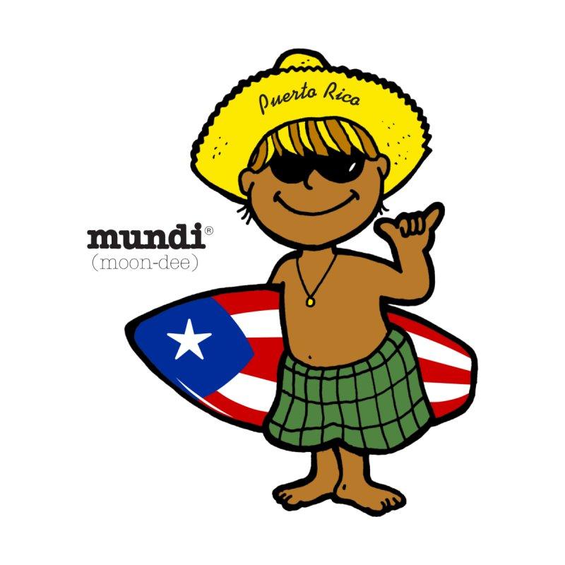 Mundi Accessories Beach Towel by La Tiendita Pepito