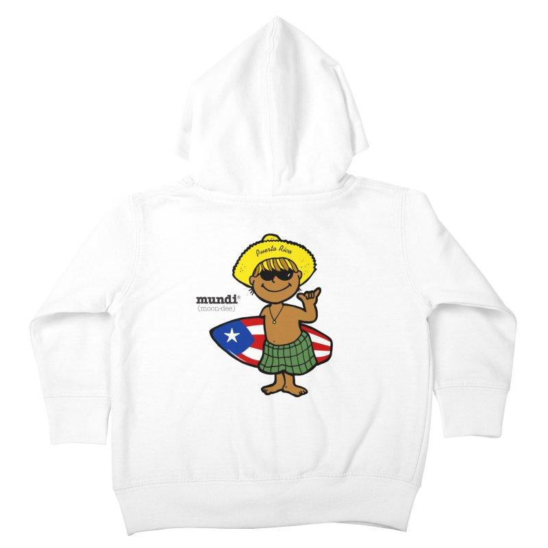 Mundi Kids Toddler Zip-Up Hoody by La Tiendita Pepito