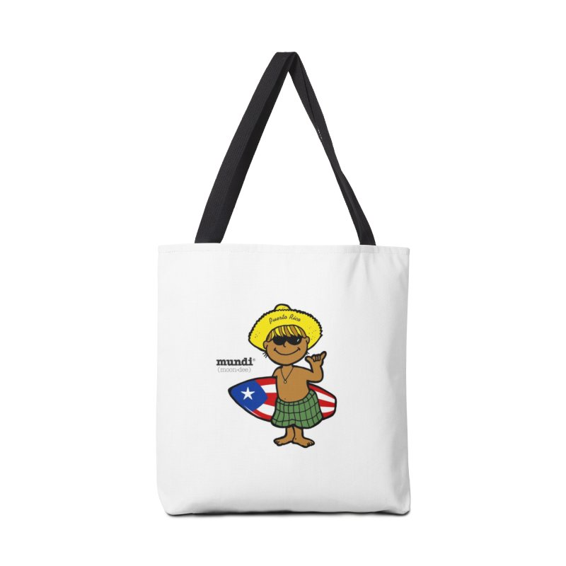 Mundi Accessories Tote Bag Bag by La Tiendita Pepito