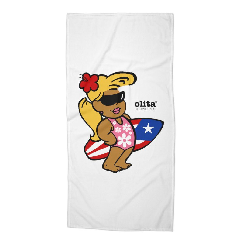 Olita Accessories Beach Towel by La Tiendita Pepito