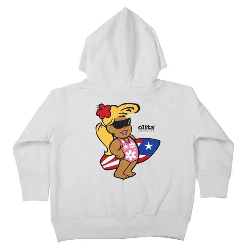 Olita Kids Toddler Zip-Up Hoody by La Tiendita Pepito