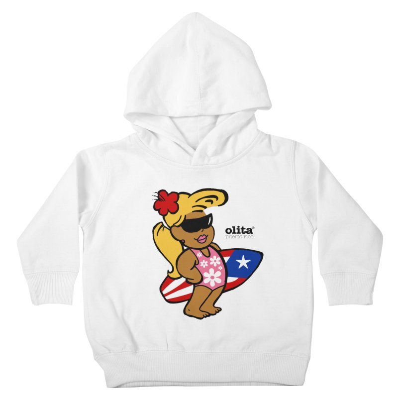 Olita Kids Toddler Pullover Hoody by La Tiendita Pepito