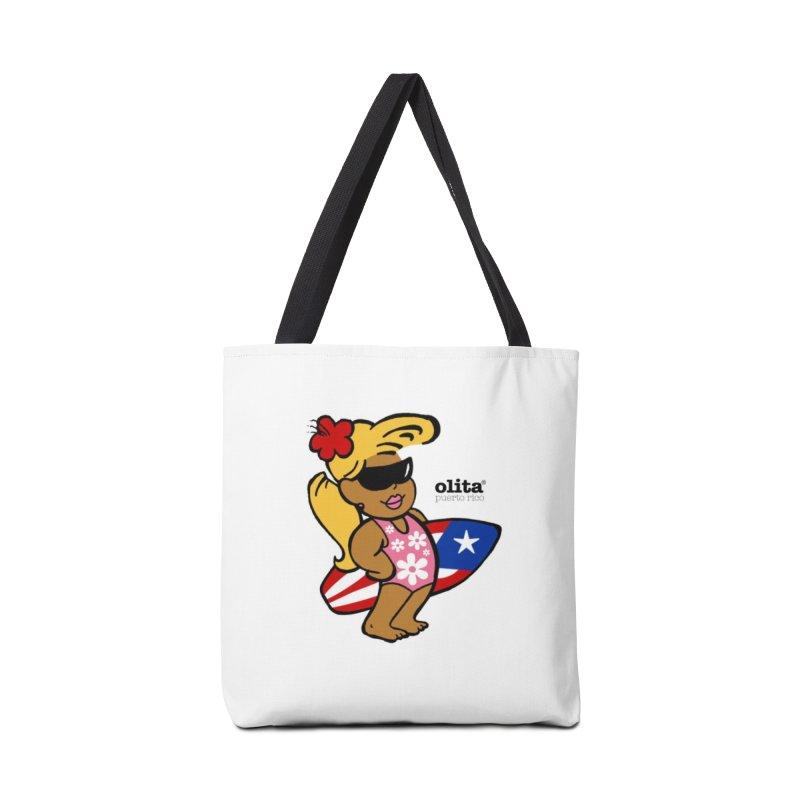 Olita Accessories Tote Bag Bag by La Tiendita Pepito