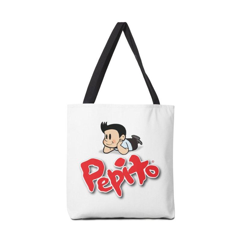 Pepito Accessories Tote Bag Bag by La Tiendita Pepito