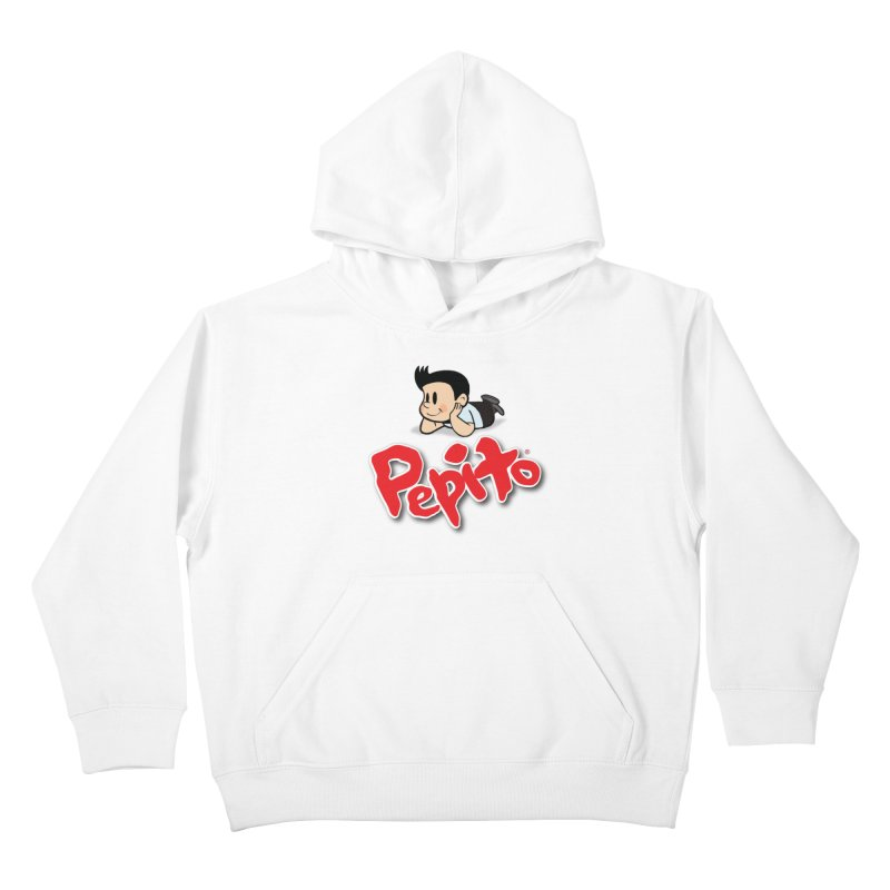 Pepito Kids Pullover Hoody by La Tiendita Pepito