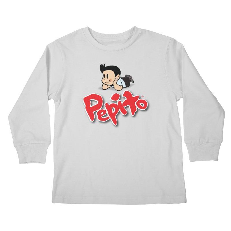 Pepito Kids Longsleeve T-Shirt by La Tiendita Pepito