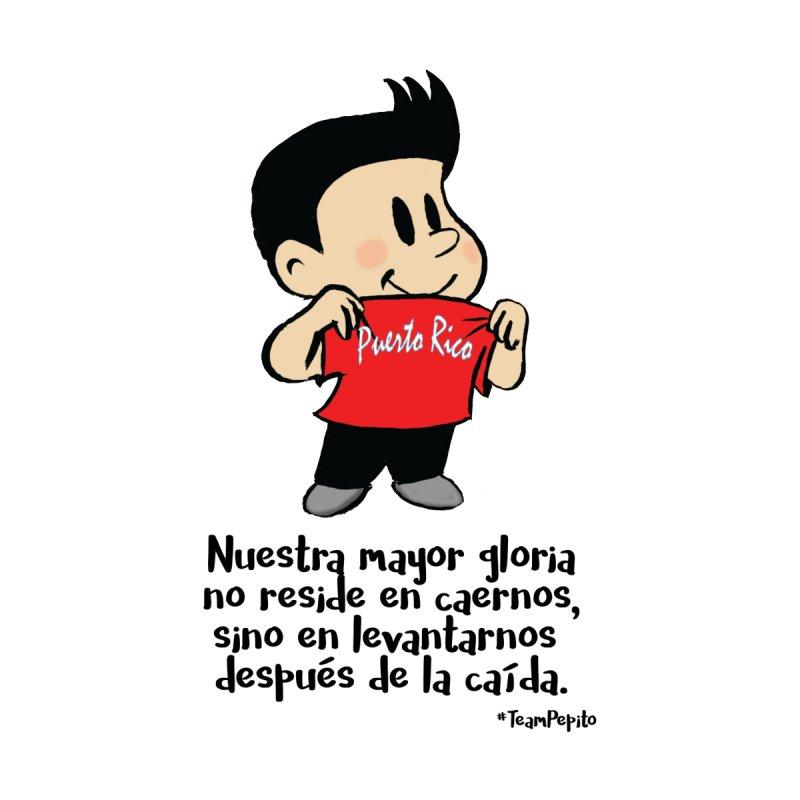 Orgullo Pepito Men's T-Shirt by La Tiendita Pepito