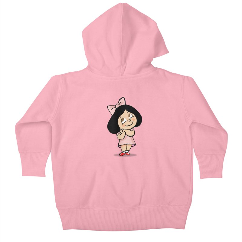 Yelitza Kids Baby Zip-Up Hoody by La Tiendita Pepito