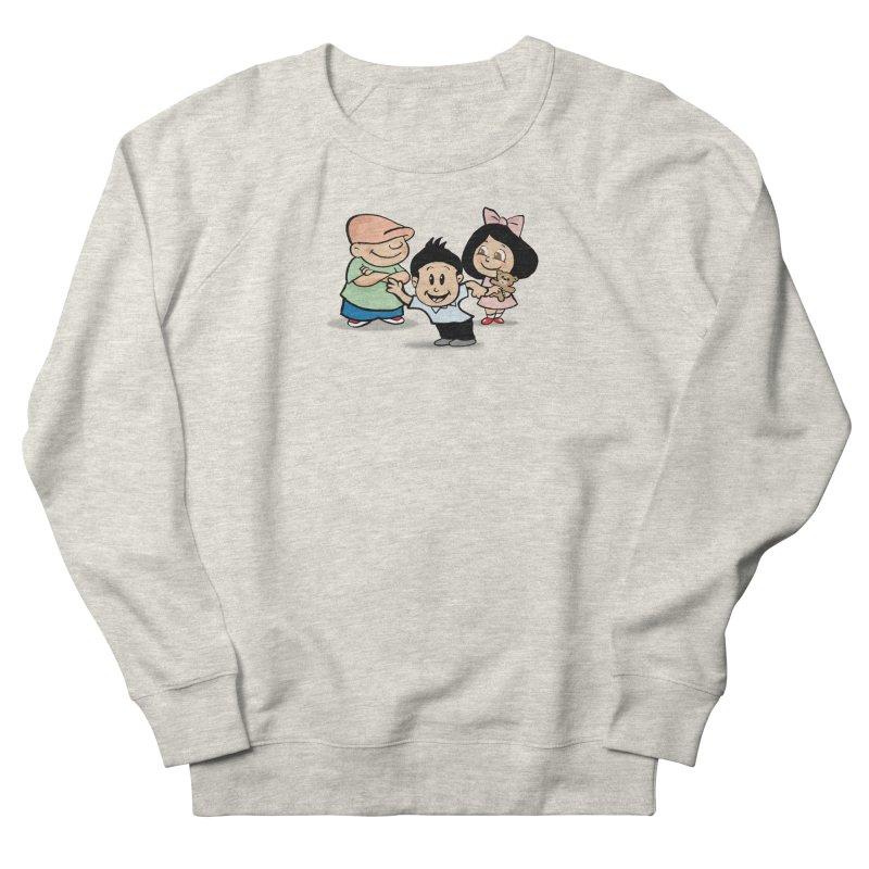 La Ganga Men's French Terry Sweatshirt by La Tiendita Pepito