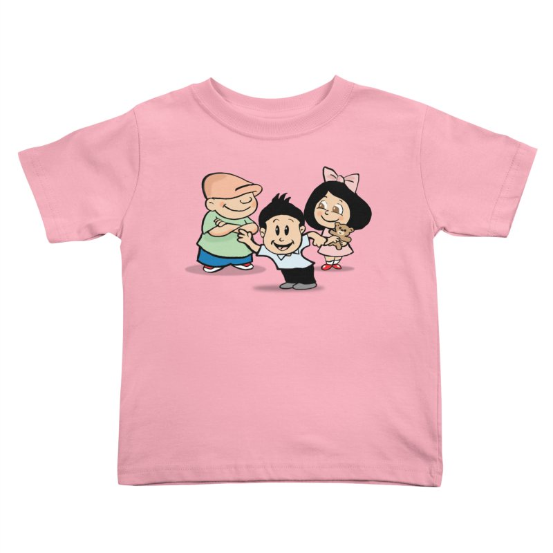 La Ganga Kids Toddler T-Shirt by La Tiendita Pepito