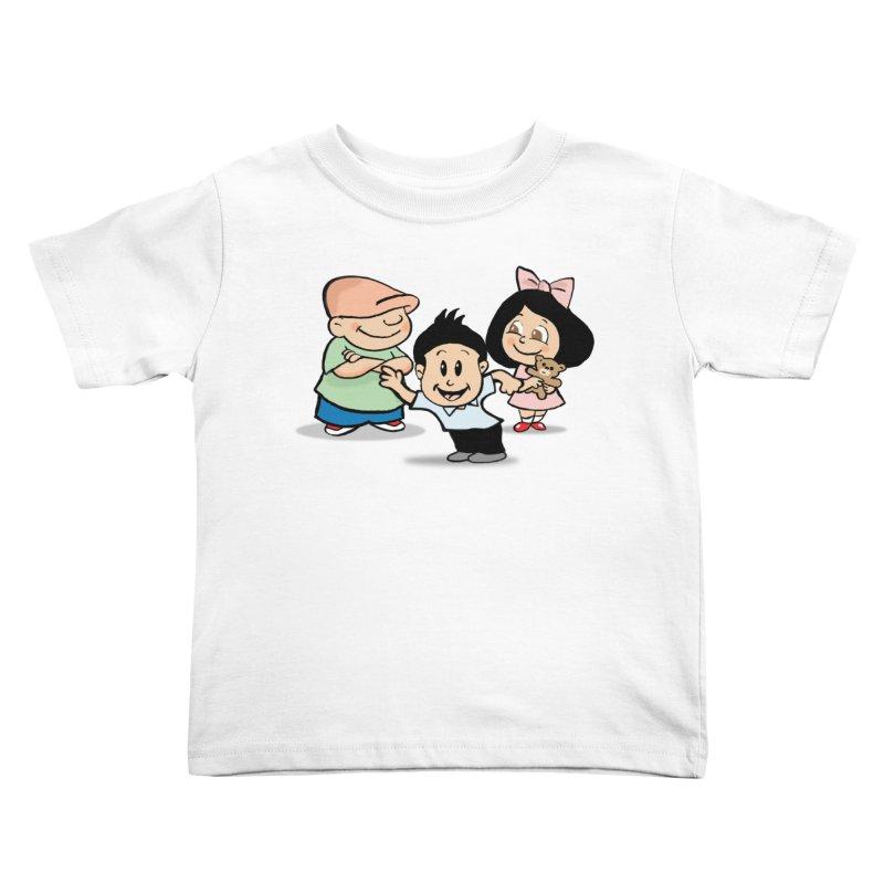 La Ganga Kids Toddler T-Shirt by La Tiendita Pepito