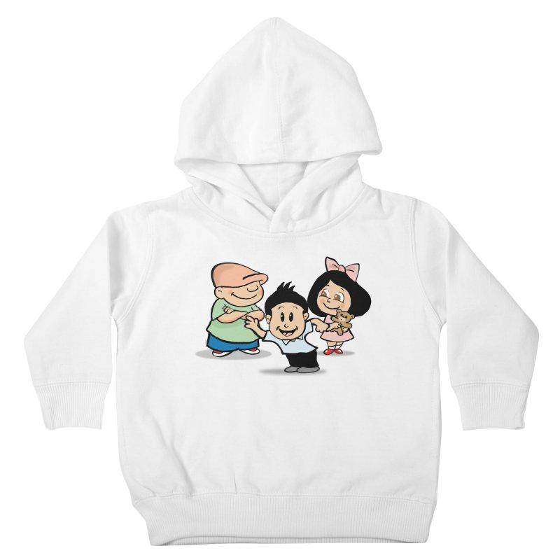 La Ganga Kids Toddler Pullover Hoody by La Tiendita Pepito