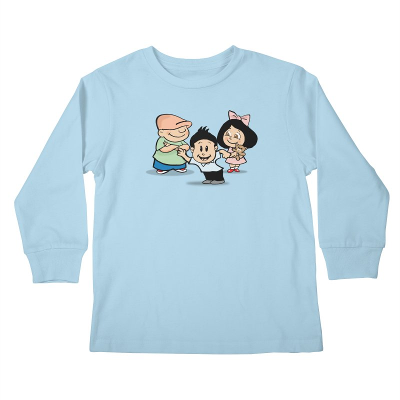 La Ganga Kids Longsleeve T-Shirt by La Tiendita Pepito