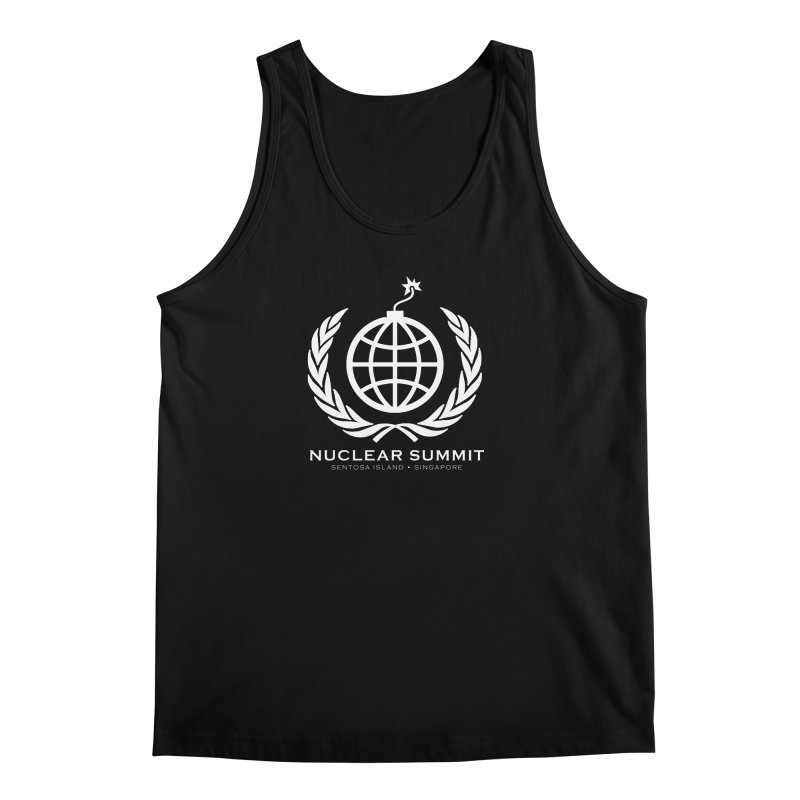 Nuclear Summit Men's Regular Tank by La Tiendita Pepito