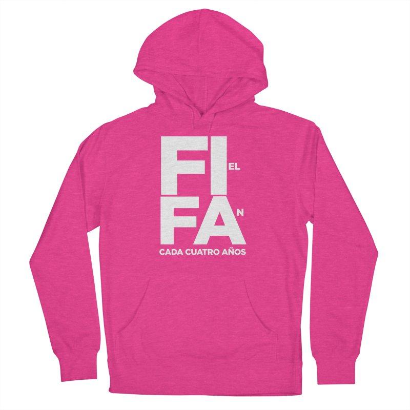 FIFA Men's French Terry Pullover Hoody by La Tiendita Pepito